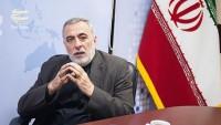İran'ın Suriye Eski Elçisi: Filistin ancak direnişle kurtulur