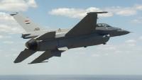 Irak hava kuvvetlerinden IŞİD mevziilerine ağır saldırılar
