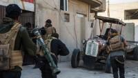 Musul'un batısında onlarca IŞİD mensubu öldürüldü
