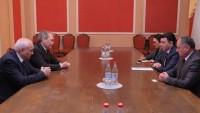 Laricani: Karabağ meselesi barışçı yoldan halledilmeli