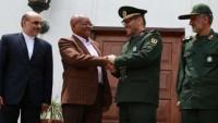 Güney Afrika Cumhurbaşkanı İran'la ilişkilerin geliştirilmesini istedi