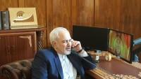 İran Dışişleri Bakanı Zarif, Rusya, Türkiye ve Suriye dışişleri bakanlarıyla görüştü