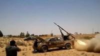 Teröristler Suriye'de yeniden ateşkesi çiğnediler