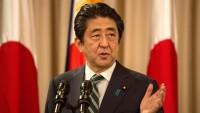 Japonya başbakanından Hasan Ruhani'ye kutlama mesajı