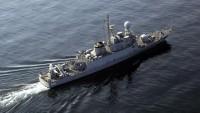 Yemen kıyılarında saldırganların bir savaş gemisi daha vuruldu!