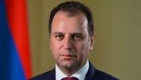 Ermenistan savunma bakanından İran'ın akılcı siyasetlerine övgü