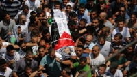 2017'de Kudüs İntifadası ilk şehidini verdi
