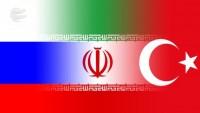 """""""İran, Türkiye ve Rusya yeniden Kazakistan'da görüşecek"""""""