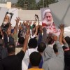 Bahreyn halkı Şeyh İsa Kasım'ın evi önünde eylemlere devam ediyor