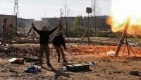 Haşdüş Şabi, IŞİD teröristlerinin Suriye'ye kaçmalarını önledi