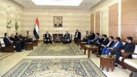 Burucerdi, Suriye Başbakanı ile görüştü