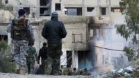 Suriye ordusu, Tışrin santralinin güvenliğini sağladı