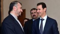 Beşşar Esad: İran bu zaferlerde Suriye'nin ortağıdır
