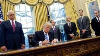 Amerika mukimli İranlılar Trump'ın göçmen kararı aleyhinde dava açtılar