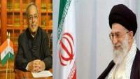 Hindistan cumhurbaşkanından İslam inkılabı rehberi ve İran cumhurbaşkanına tebrik