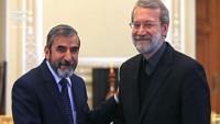 Laricani: Irak toprak bütünlüğünü savunmak ancak birliği korumakla mümkün olur