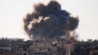 Telafer'de IŞİD teröristlerinin mevziileri imha edildi