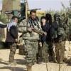 Suriye birlikleri el-Meyadin'in yanı başında