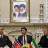 Laricani: İran, Ortadoğu ve Kore Yarımadası'nda barış istiyor