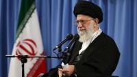 İmam Hamenei'nin, Amerika'nın askeri saldırıdan hedefi ile ilgili görüşü