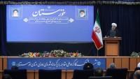 Ruhani: Hükümet Huzistan eyaletinin çevre kirliliğiyle ilgili sorunları çözme konusunda ciddidir