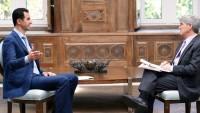 Esad: Suriye'de terörizmle mücadele Suriye yönetimi kanalıyla yapılmalıdır
