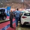 Tahran'da uluslararası otomobil fuarı açıldı