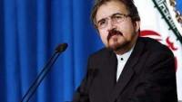 Kasımi, Rusya vasıtasıyla İran'a ABD mesajı iletilmesi iddiasını yalanladı