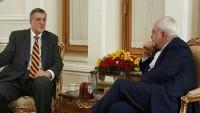 Zarif: İran ve Belarus arasında ilişkilerin gelişmesi önünde bir engel yok
