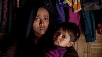 Myanmarlı müslümanlardan yüzlercesi döndü