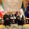 İran ve Kuveyt'ten bölge ülkeleri işbirliğinin geliştirilmesine vurgu