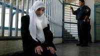 Onlarca Filistinli kadın, Siyonist rejimin zindanlarındadır
