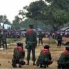 AB Myanmar ordusuna yaptırım kararı alınmasını istedi
