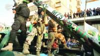 Yüzlerce füze, İsrail topraklarına fırlatılmaya hazır