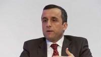 Afganistan devlet bakanı istifa etti