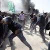 Kudüs'te çıkan çatışmalarda onlarca Filistinli yaralandı