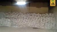 Musul'da IŞİD'e ait 100 ton kimyasal madde ele geçirildi