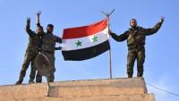 Suriye birlikleri, başkentin doğusunda tekfircilerin en önemli kalesini kurtardı