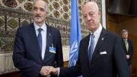 Suriye heyeti, Amerikancı koalisyonun Rakka'daki cinayetleri hakkında BM heyetine rapor sundu