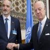 Suriye konulu Cenevre 8 görüşmeleri sona erdi
