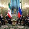 Hasan Ruhani: İran ve Rusya ticaret hacmini 10 milyar dolara yükseltmekte kararlı