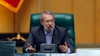 Laricani: İran'ı dize getirmek Trump'ın boyunu aşar
