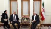 Zarif: ABD'nin Suriye'ye saldırısı, uluslararası hukuk normlarına aykırı