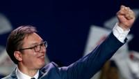 Sırbistan'da cumhurbaşkanlığı seçimini Aleksandar Vucic kazandı!