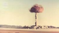 Amerika nükleer bomba denedi