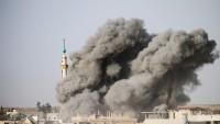 Suriye: İsrail'in Suriye'ye saldırısı siyonist rejimin teröristlere açık desteğidir