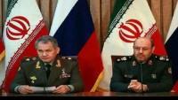 İran ve Rusya savunma bakanları bu hafta görüşecek