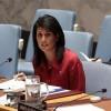 Nikki Haley: İran'a karşı ve İsrail'in yanındayız