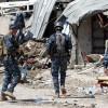 Irak güçleri Musul'un batısında ilerliyor