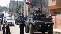 Irak güçlerinin Musul'un batısındaki ilerlemesi devam ediyor